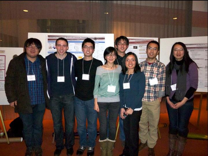 DB group at NEDB2011